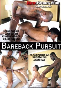 Bareback Pursuit DVD (S)