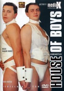 House of Boys DVDR