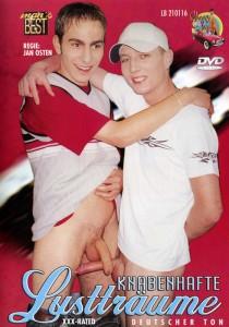 Knabenhafte Lustträume DVDR (NC)