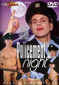 Policement`s Night DVD (NC)