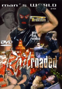 Railroaded DVDR