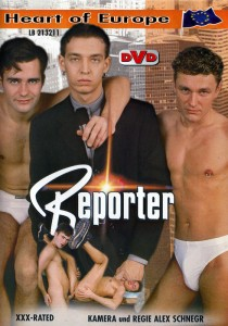 Reporter DVD - Front