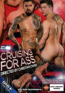 Cruising For Ass DVD (S)