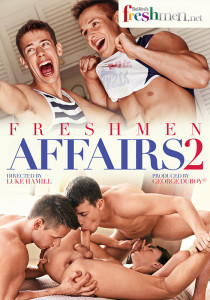 Freshmen Affairs 2 DVD (S)