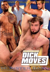 Dick Moves DVD (S)