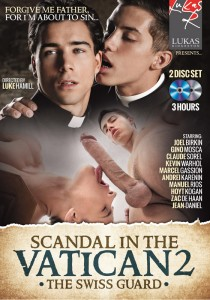 Scandal In The Vatican 2: The Swiss Guard DVD (S)