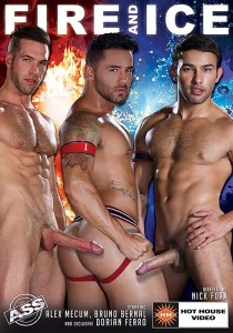 Fire & Ice DVD (Hot House) (S)