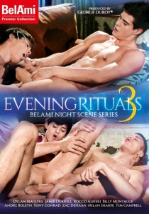Evening Rituals 3 DVD (S)