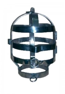 Head Cage, Large V2 - Front