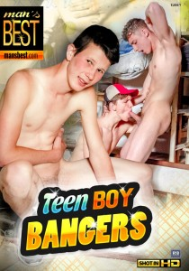 Teen Boy Bangers DVDR (NC)