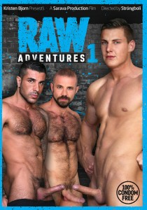 Raw Adventures 1 DVD (S)