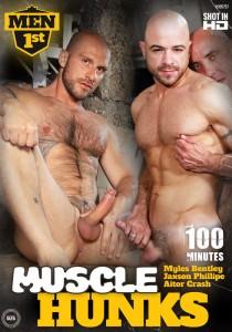 Muscle Hunks DVD