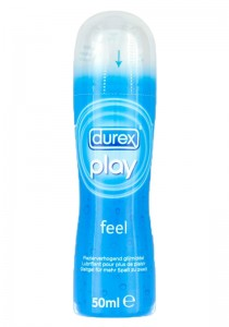 Durex Play Feel 50ML (6 pieces) Lube - Front