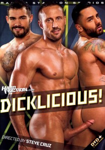 Dicklicious! (Raging Stallion) DVD (S)