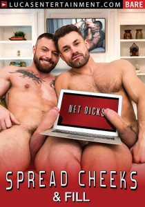 Spread Cheeks & Fill DVD (S)