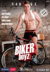 Biker Boyz DVD - Front