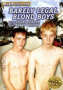 Barely Legal Blond Boys DVDR (NC)