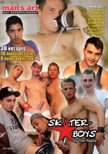 Skater Boys Box Set DVD - Front