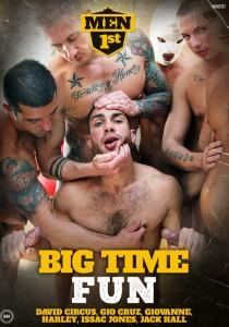 Big Time Fun DVD