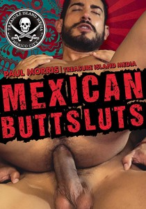 Mexican Buttsluts DVD - Front