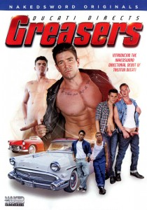 Greasers DVD (S)