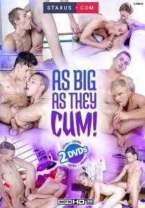 As Big As They Cum DVDR (NC)