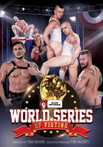 World Series of Fisting DVD (S)