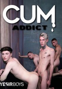 Cum Addict DVDR (NC)