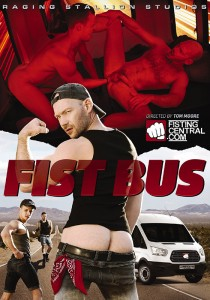 Fist Bus DVD
