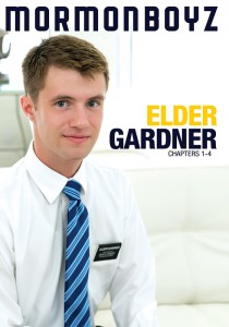 Elder Gardner: Chapters 1-4 DVD