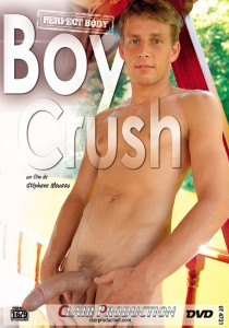 Boy Crush DVD (S)