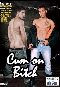 Cum on Bitch DVD (S)