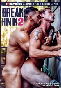 Break Him In 2 DVD