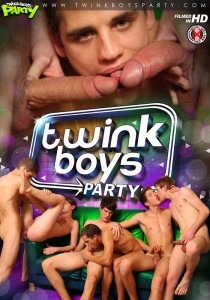 Twink Boys Party DVD