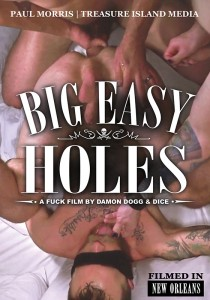 Big Easy Holes DVD