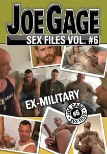 Joe Gage Sex Files vol. #6 Ex-Military DVD (S)