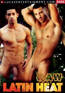 Raw Latin Heat DVD (S)