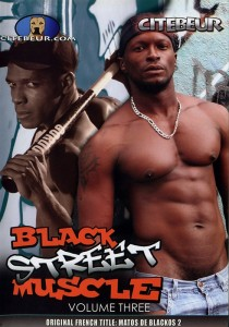 Black Street Muscle 3 DVD (NC)