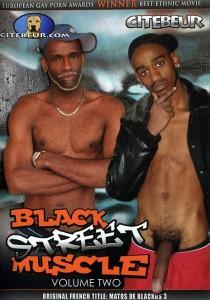 Black Street Muscle 2 DVD (NC)