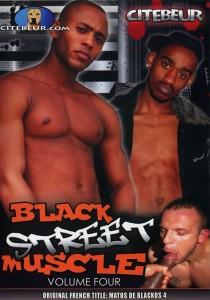 Black Street Muscle 4 DVD (S)