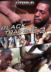 Black Training 3 DVD (S)