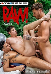 Raw! volume 2 DVD