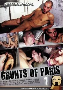 Grunts of Paris 2 DVD