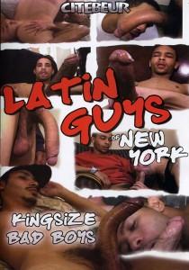 Latin Guys of New York DVD (S)