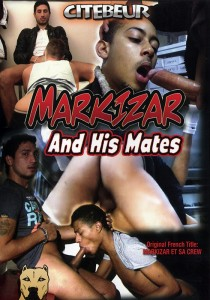 Markizar And His Mates DVD (S)