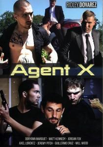 Agent X DVD (NC)