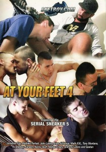 At Your Feet 4 DVD (NC)