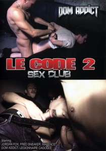 Le Code 2 - Sex Club DVD