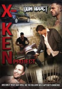 X-KEN Project DVD (NC)