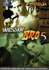Wassup Bro 5 DVD (S)